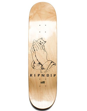 RIPNDIP Lord Nermal Skateboard Deck - 8.5