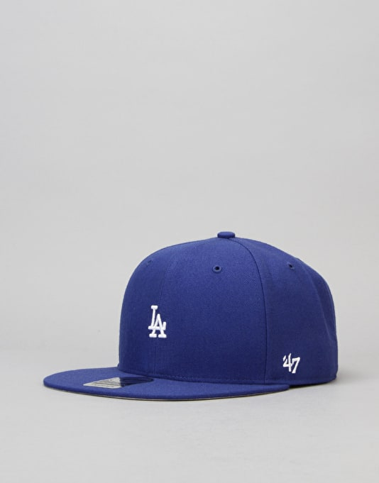 '47 Brand MLB Los Angeles Dodgers Centrefield Snapback Cap - Blue