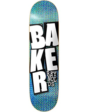 Baker Reynolds Stacked Holo Pro Deck - 8.5