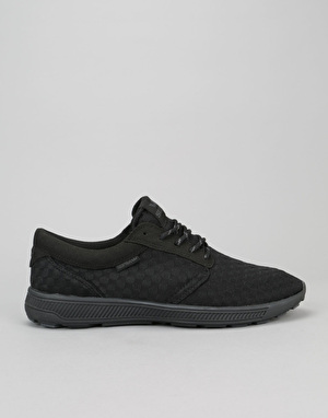 Supra Hammer Run Shoes - Black/Black