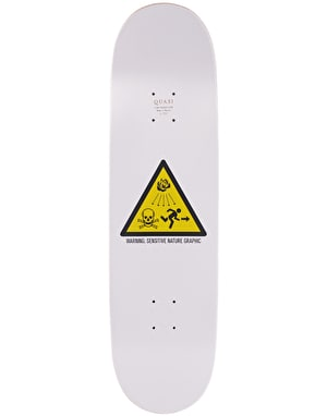 Quasi 'Butterfly' Three Team Deck - 8.75