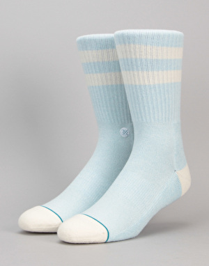 Stance Salty Classic Crew Socks - Blue
