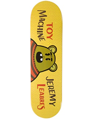 Toy Machine Leabres Toon Time Pro Deck - 8.5