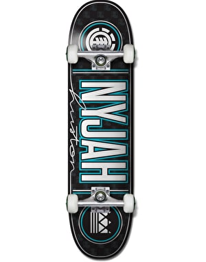 Element Nyjah Signed Complete - 7.75