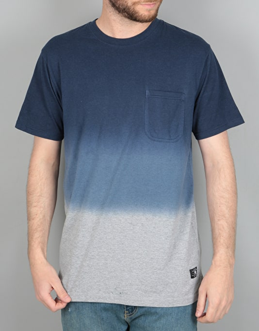 DC Orono Pocket T-Shirt - Heather Grey