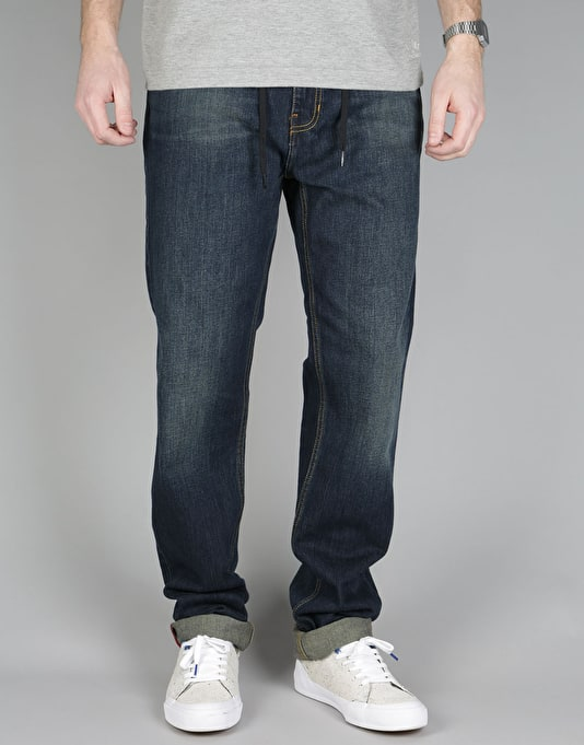 Element Owen Denim Jeans - SB Dark Used