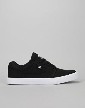 DC Tonik TX Skate Shoes - Black