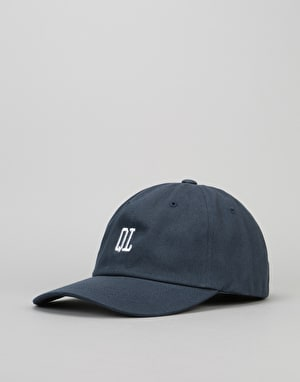 The Quiet Life Micro QL Dad Cap - Navy