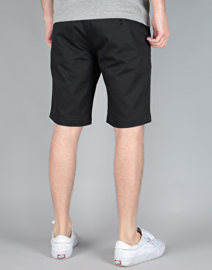 Levi's Skateboarding Work Shorts - Black Twill