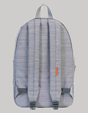 Herschel Supply Co. Settlement Backpack - Multi Crosshatch/Shadow