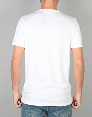 Adidas Clima 3.0 Palm T-Shirt - White
