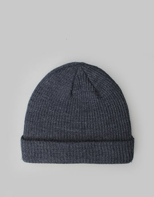 sale retailer d469f 5194d Nike SB Fisherman Cuff Beanie - Obsidian Heather White   Beanies   Cuff,  Bobble Hat, Fisherman Beanies   Route One