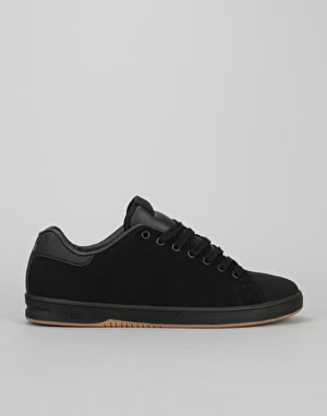 Etnies Calicut LS Skate Shoes - Black/Black/Gum