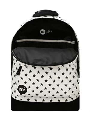 Mi-Pac All Stars Backpack - Monochrome