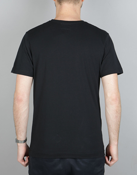 Route One Essentials T-Shirt - Black