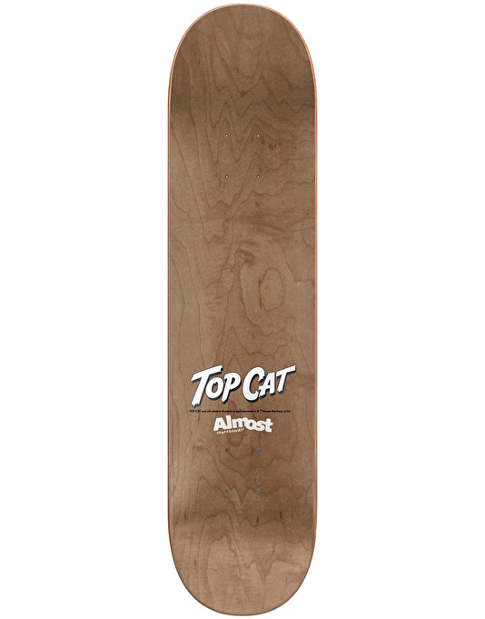 Almost x Hanna-Barbera Willow Top Cat Pro Deck - 8.375""