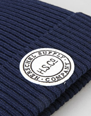 Herschel Supply Co. Aloft Beanie - Navy