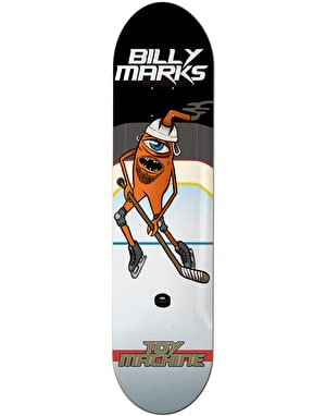 Toy Machine Marks Hockey Pro Deck - 8