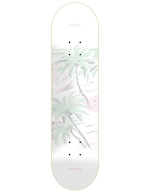 The National Skateboard Co. Jugga Palm Trees Pro Deck - 8.5