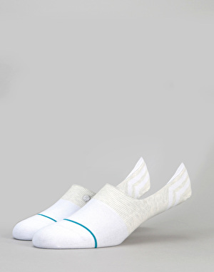 Stance Gamut Super Invisible Socks 3 Pack - White