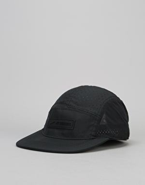 Nike SB Performance 5 Panel Cap - Black/Black/Black/Black