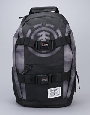 Element Mohave Skatepack - Flint Black/Smoke Grey