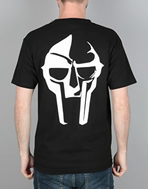 The Hundreds x MF Doom Mask T-Shirt - Black