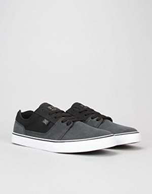 DC Tonik Skate Shoes - Charcoal/Black