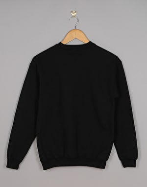 Route One Boys Logo Sweatshirt - Black