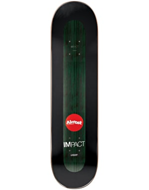 Almost Willow Neon Power Supply Impact Light Pro Deck - 8