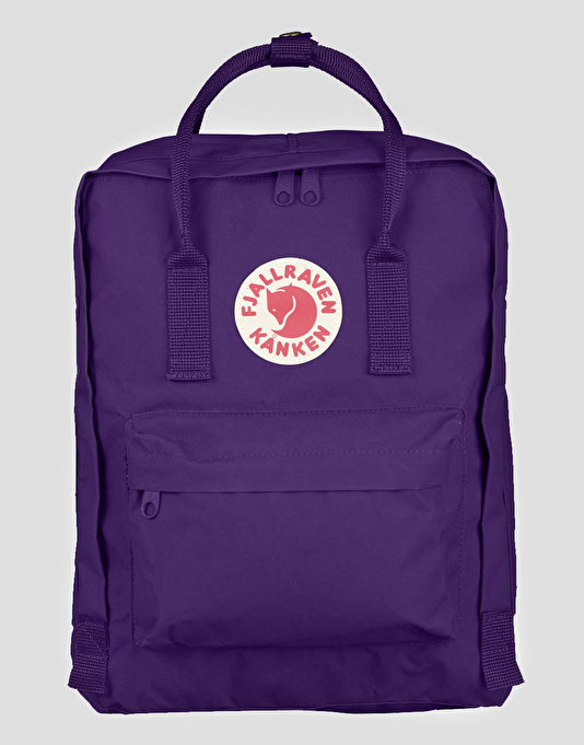Fjällräven Kånken Backpack - Purple
