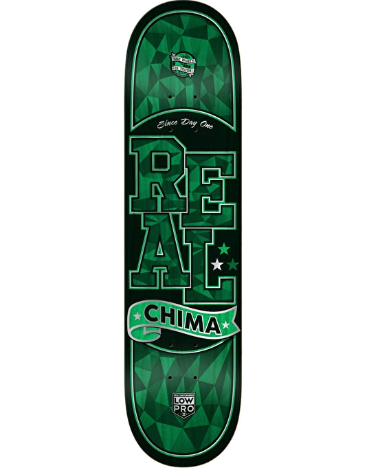 Real Chima Facet Low Pro II Pro Deck - 8.06""