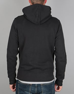 Levi's Skateboarding Full Zip Hoodie - Jet Black