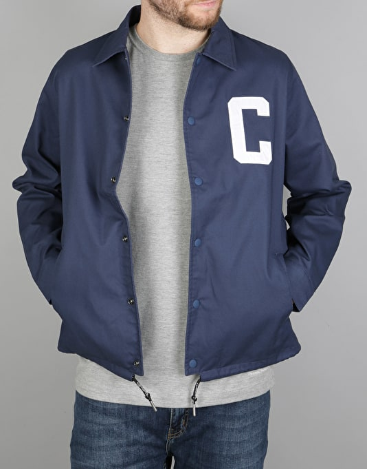Carhartt Penn LT Jacket - Canvas Blue