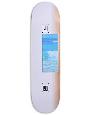 Quasi Johnson 'Ocean' One Pro Deck - 8.125