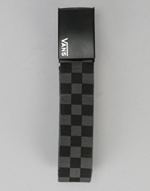 Vans Deppster II Web Belt - Black/Charcoal