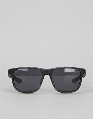 Nike SB Flip Sunglasses - Matte Grey Tortoise/Dark Grey
