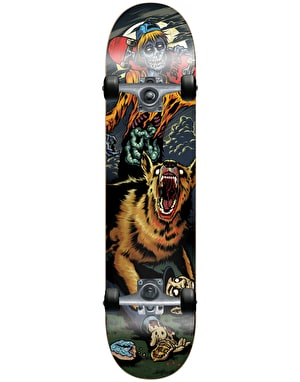 Blind Mad Dog Mid Complete Skateboard - 7.375