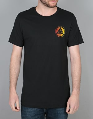 Welcome Phillip T-Shirt - Vintage Black/Orange/Yellow