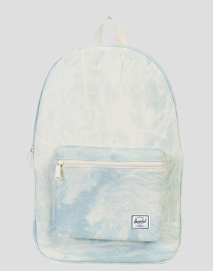Herschel Supply Co. Cotton Casuals Daypack Backpack - Bleach Denim