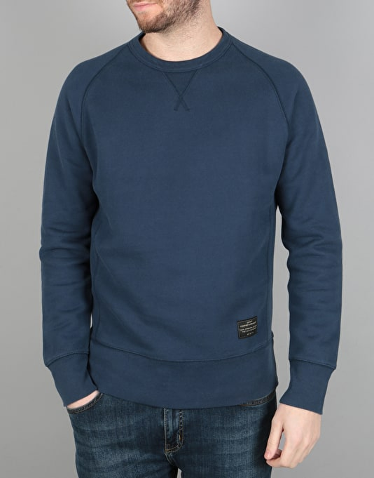 Levi's Skateboarding Crewneck Fleece - Navy
