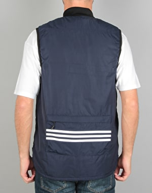 Adidas Meade Vest - Collegiate Navy/Black
