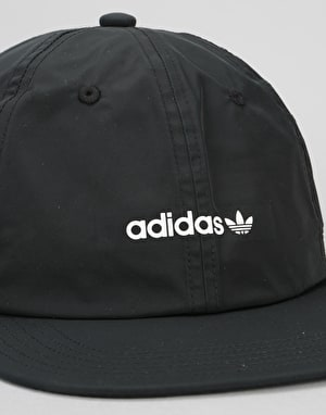 Adidas Skateboarding Floppy 6 Panel Cap - Black