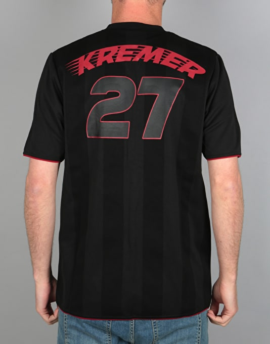 Independent Kremer Speed Football Jersey - Black