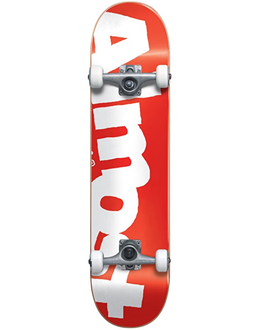 Almost Side Pipe Complete Skateboard - 7.875""
