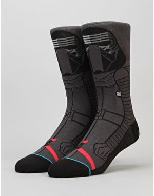 Stance x Star Wars Kylo Ren Socks - Dark Grey