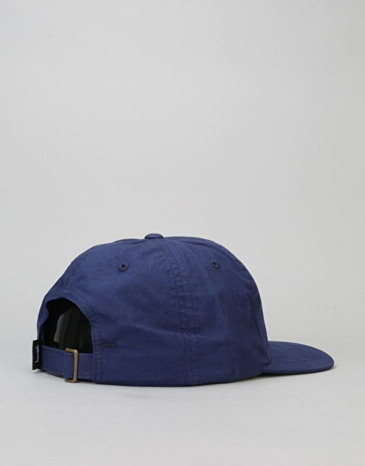 Stüssy Cotton Nylon Cap - Navy