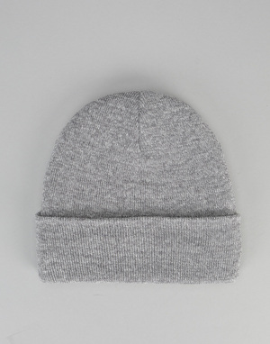 Route One Cuff Beanie - Heather Grey