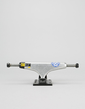 Royal Mike Mo Inverted Kingpin 5.25 Standard Pro Trucks - Raw/Black