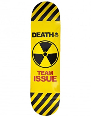 Death Team Issue Skateboard Deck - 7.75